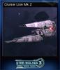 Star Wolves 3 Civil War Card 3