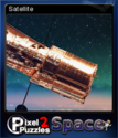 Pixel Puzzles 2 Space Card 3