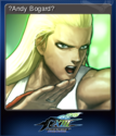 THE KING OF FIGHTERS XIII Card 12