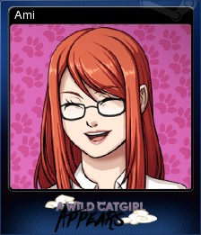 A Wild Catgirl Appears! Card 4