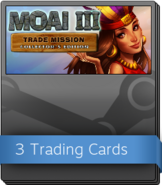 MOAI 3 Trade Mission Collector's Edition Booster Pack