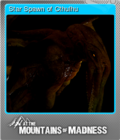 At the Mountains of Madness Foil 3