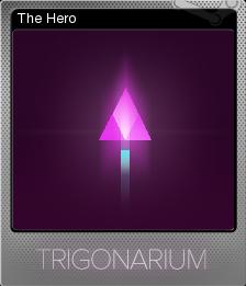 Trigonarium Foil 6