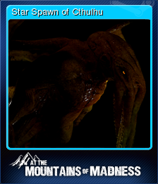 At the Mountains of Madness Card 3