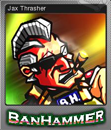 BanHammer Foil 5