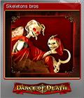 Dance of Death Foil 4