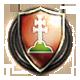 Medieval II Total War Badge 2