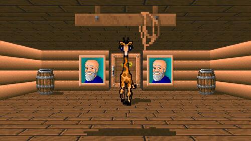Super 3-D Noah's Ark Artwork 2