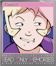 Read Only Memories Foil 2