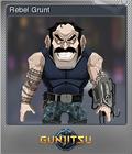 Gunjitsu Foil 3