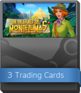 The Treasures of Montezuma 5 Booster Pack