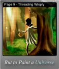 But to Paint a Universe Foil 03