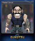 Gunjitsu Card 3