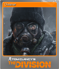 Tom Clancy's The Division Foil 1