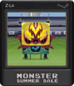 Monster Summer Sale Card 09