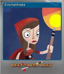 Hack, Slash, Loot Foil 6