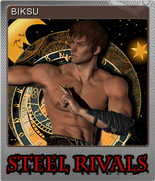 STEEL RIVALS Foil 2