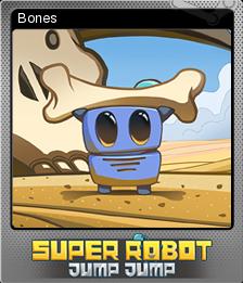 Super Robot Jump Jump Foil 7