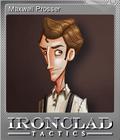 Ironclad Tactics Foil 2