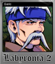 Labyronia RPG 2 Foil 1