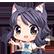 A Wild Catgirl Appears! Emoticon CatStarla