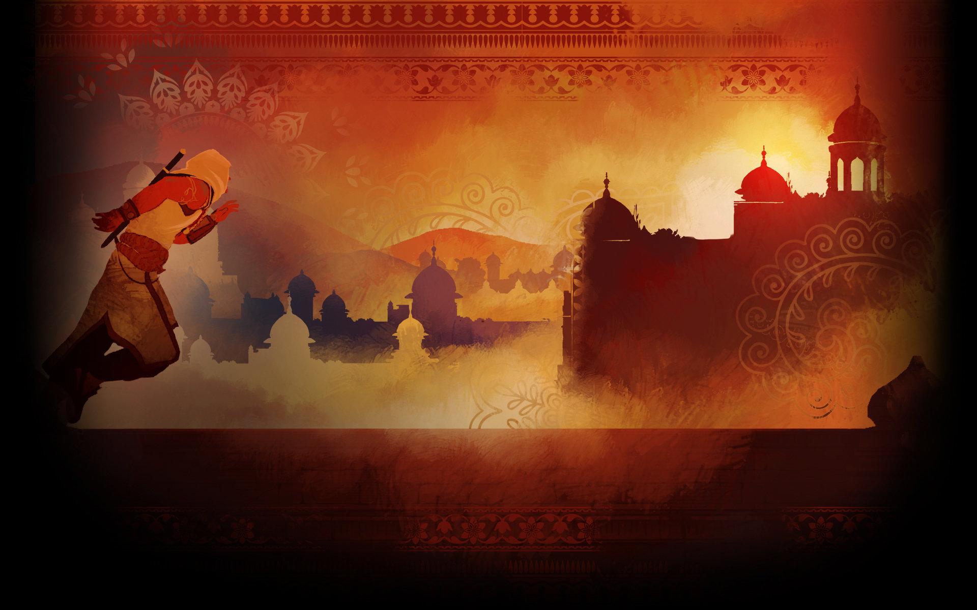 India Background: Assassin's Creed Chronicles India Background City