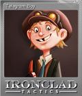 Ironclad Tactics Foil 10