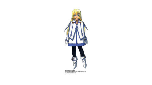 Tales of Symphonia Artwork 2