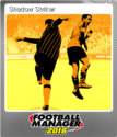 Football Manager 2016 Foil 9
