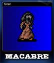 Macabre Card 7
