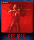Red Risk Card 7