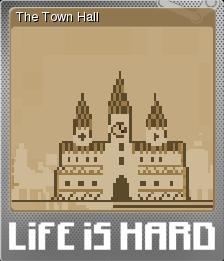 Life is Hard Foil 3
