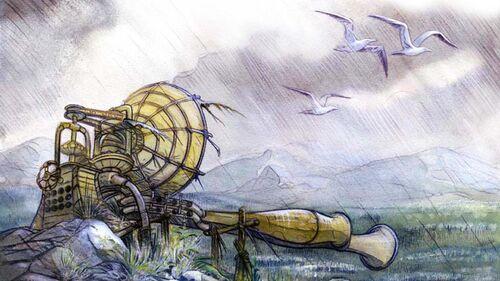 Syberia II Artwork 6