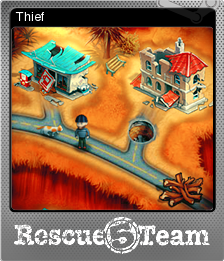 Rescue Team 5 Foil 6