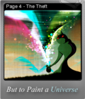But to Paint a Universe Foil 02