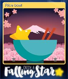 Catch a Falling Star Card 4