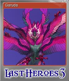 Last Heroes 3 Foil 2