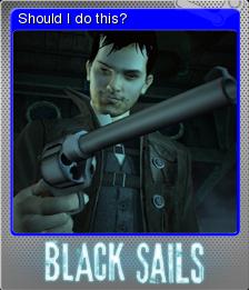 Black Sails - The Ghost Ship Foil 3