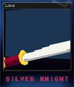 Silver Knight Card 5