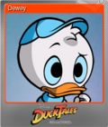 DuckTales Remastered Foil 1