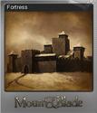 Mount & Blade Foil 7