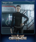 Gemini Wars Card 1
