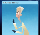 Tesla Breaks the World! - Thomas Edison