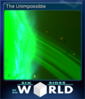 Six Sides of the World Card 1
