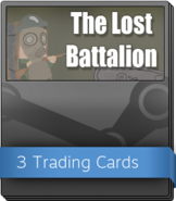 The Lost Battalion All Out Warfare Booster Pack