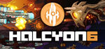Halcyon 6 Starbase Commander Logo