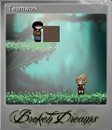 Broken Dreams Foil 1