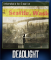 Deadlight Card 5
