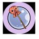 Magical Diary Badge 4
