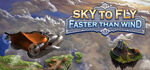 Sky To Fly Faster Than Wind Logo